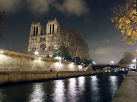Car with gas cylinders 'belonging to someone on intelligence watchlist' found near Notre Dame