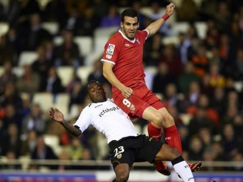 Tottenham offered cut-price Alvaro Negredo deal by stricken Sevilla
