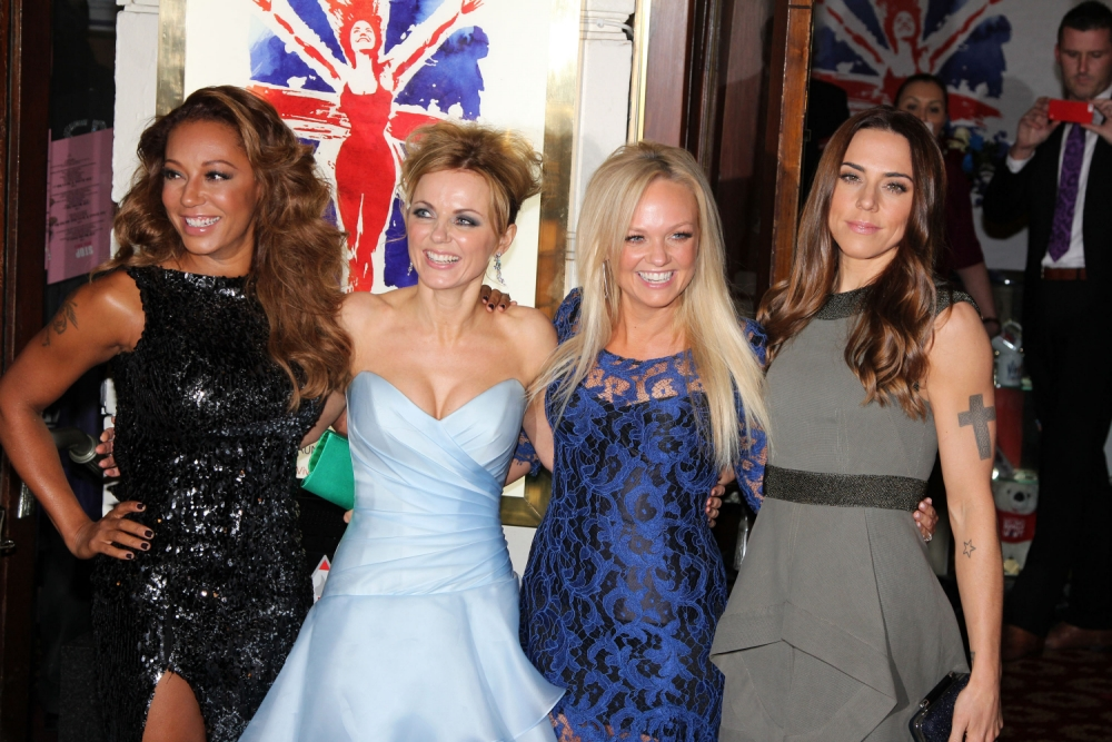 Heidi Range joins Mel C and Emma Bunton to deny Spice Girls reunion without Victoria Beckham
