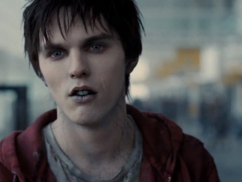 First four minutes of Nicholas Hoult zombie comedy Warm Bodies gets online airing