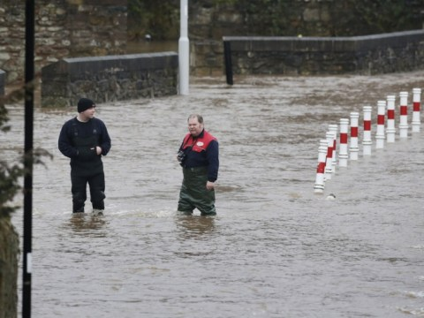 Families evacuated in Cornwall as homes are flooded