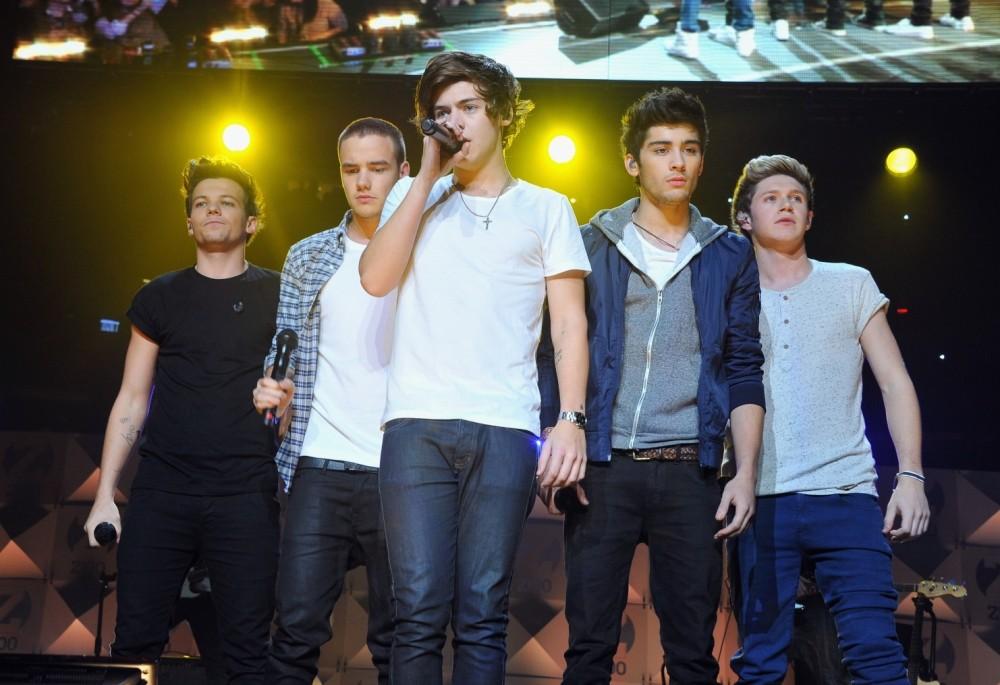 Boyzone warn One Direction against 'dangerous' world of drugs