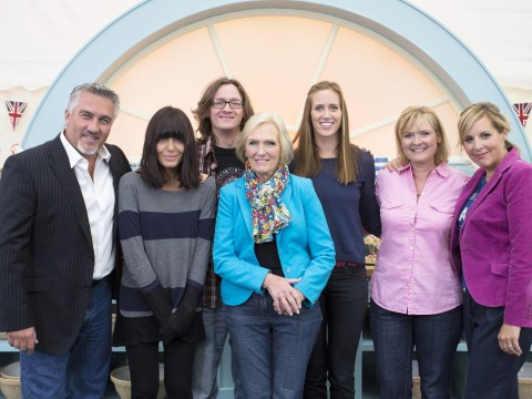 First look at Great British Bake Off Comic Relief celebrity special