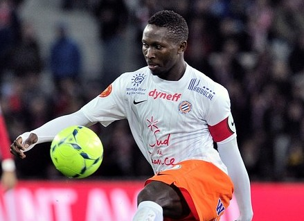 Newcastle agree fee for Montpellier defender Mapou Yanga-Mbiwa