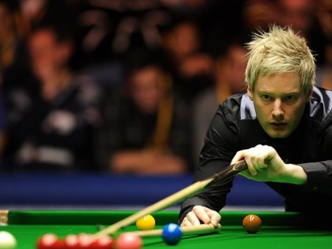 Neil Robertson edges past Mark Allen to stay on course for Masters title defence