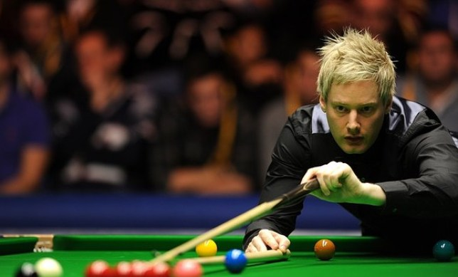 Neil Robertson progressed to the semi-final with a 6-5 win over Mark Allen (Picture: Getty)