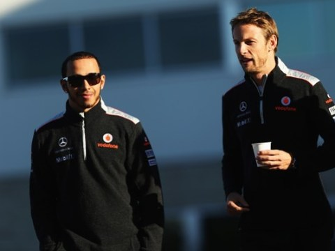Jenson Button feeling the benefits of life without Lewis Hamilton at McLaren