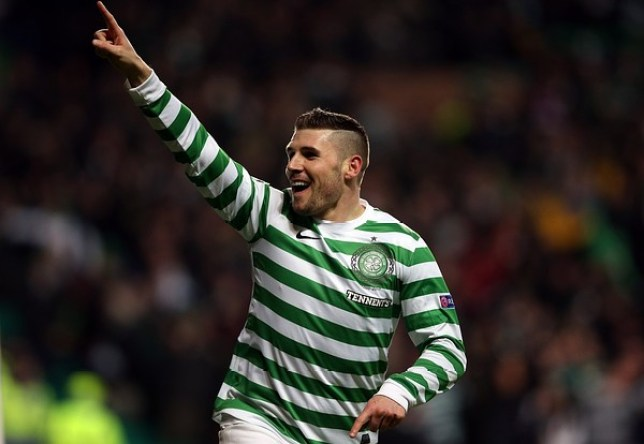 Gary Hooper looks set for a move to the Premier League (Picture: AFP)