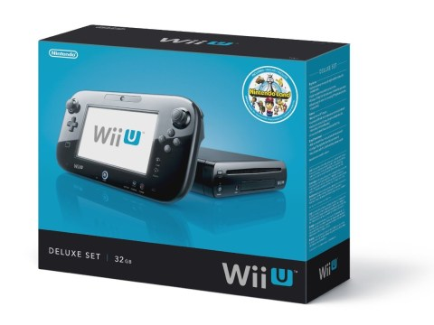 Argos and Amazon drop Wii U price to £180