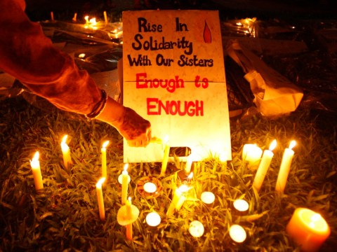 Family reveal Delhi rape victim's last words: 'I'm sorry, Mummy'