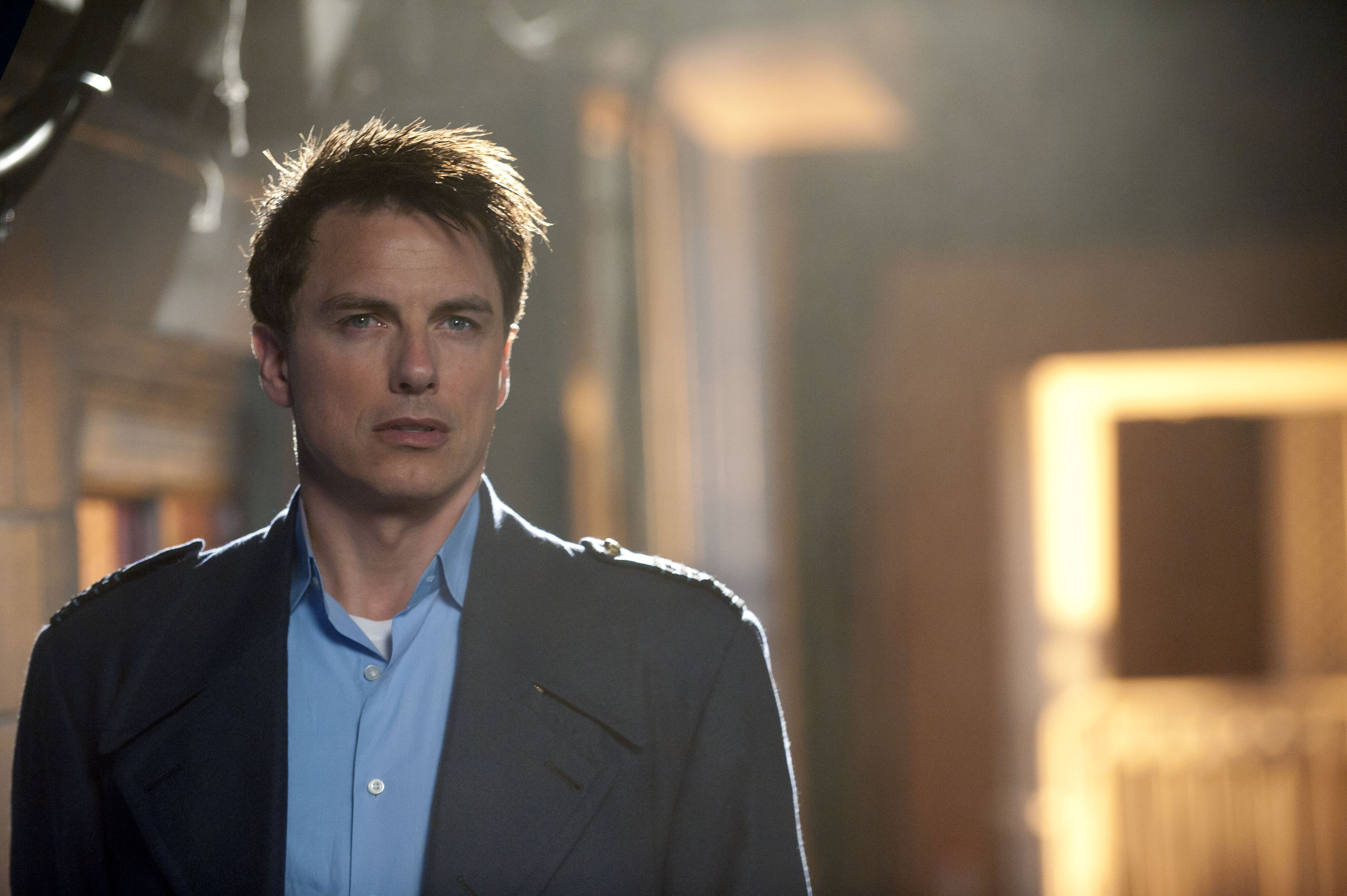 John Barrowman has specific ideas about who the new Doctor should be (Picture: BBC)