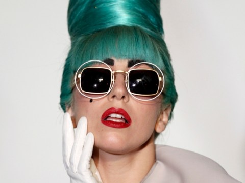 Lady Gaga prays as she tells fans: I can't walk