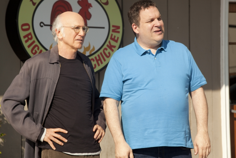 So is Larry David normcore or not? (Picture: file)