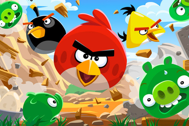 Oh no, that Angry Birds movie is still happening