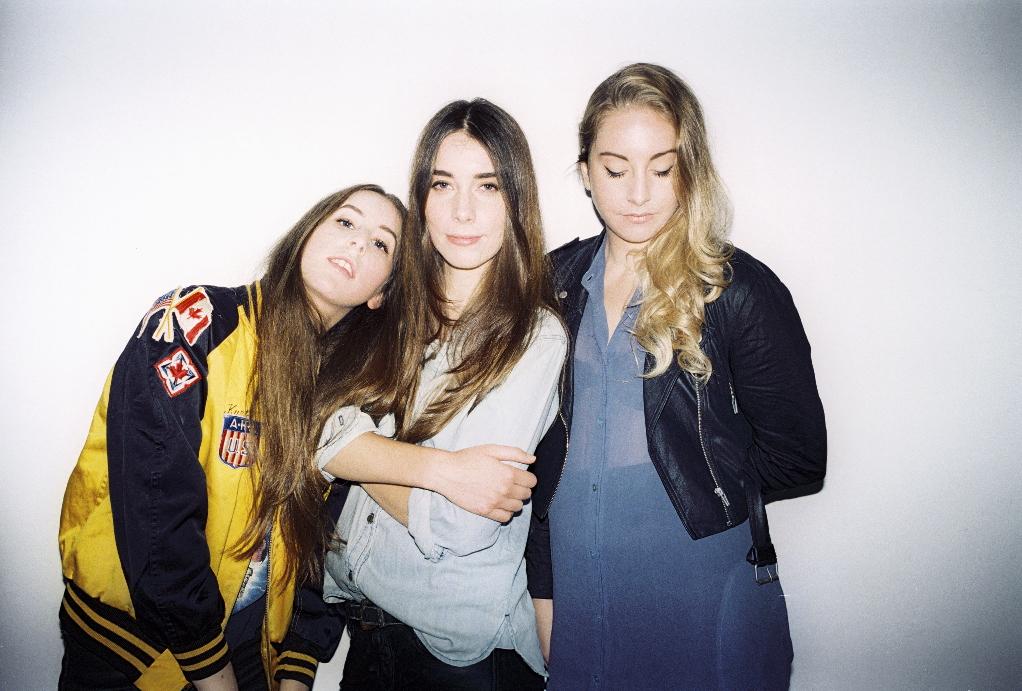 Californian sisters Haim named winners of BBC's Sound of 2013