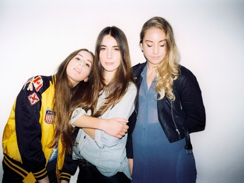Haim score No 1 album ahead of Justin Timberlake following epic chart battle