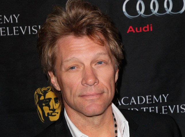 Bon Jovi are playing London's Hyde Park (Picture: Getty)