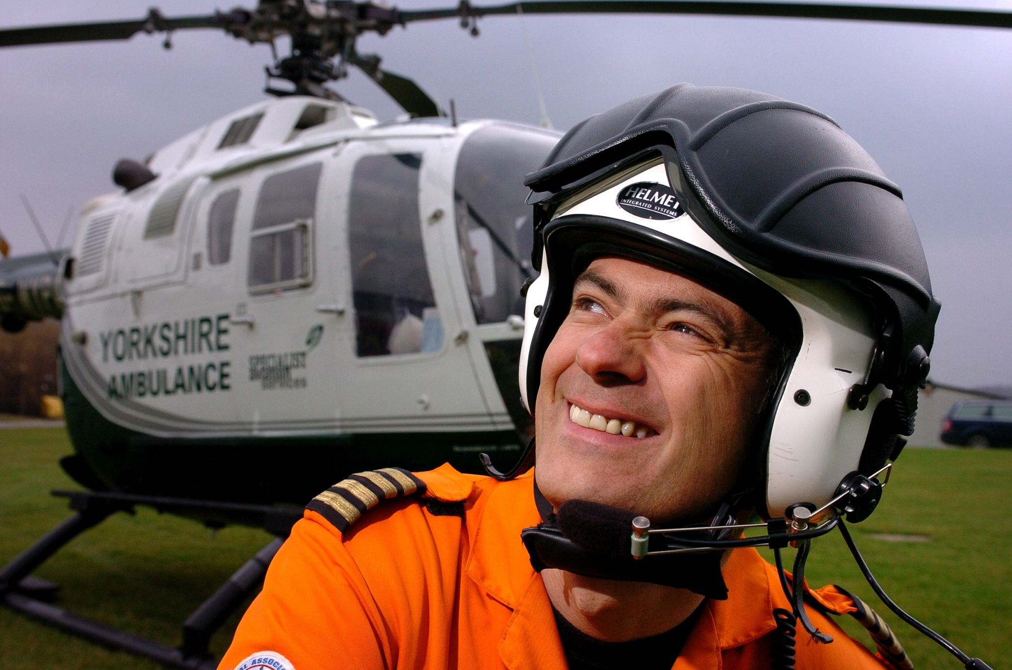 Vauxhall helicopter crash pilot warned 'not to take off'