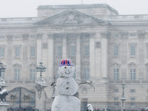 Gallery: Winter snow continues in UK – 20 January 2013