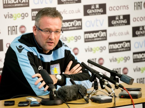Paul Lambert admits he 'feels like crap' after receiving hate mail from Aston Villa fans