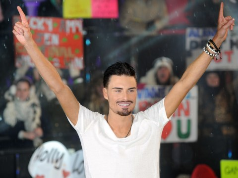 Gallery: Celebrity Big Brother final 2013