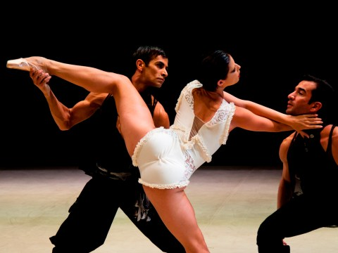 Tatyana at the Barbican is dance with an element of surprise