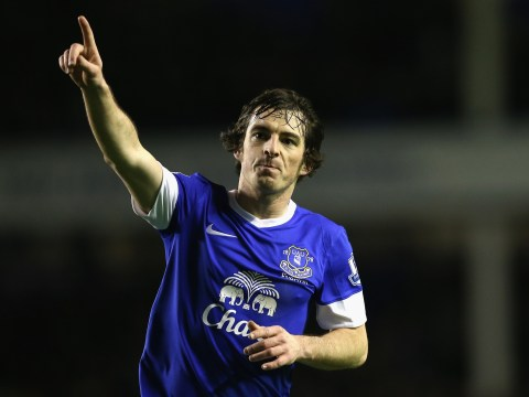 Leighton Baines bags a brace as Everton sink West Brom to close on fourth