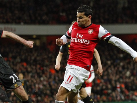 Fenerbahce pull plug on deal to re-sign Andre Santos from Arsenal