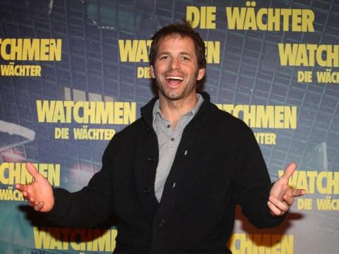 Zack Snyder denies involvement in Star Wars spin-off movie