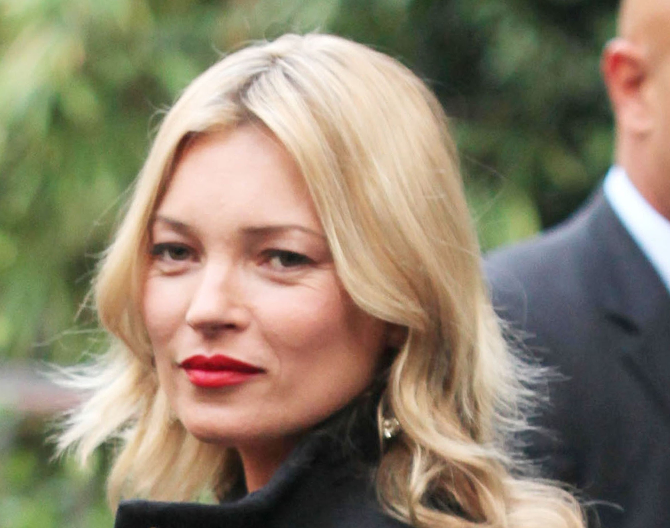 Kate Moss ditches her wild partying lifestyle to go green in the country with hubby Jamie Hince