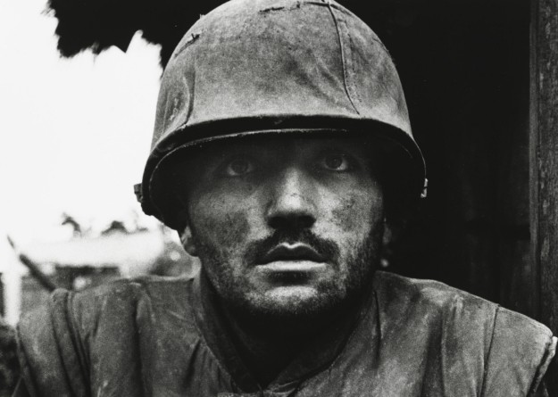Don McCullin talks about his life as a war photographer in a new documentary (Picture: Artificial Eye)