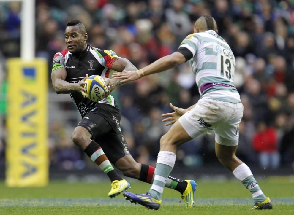 Ugo Monye eyes Harlequins triple silverware haul ahead of milestone