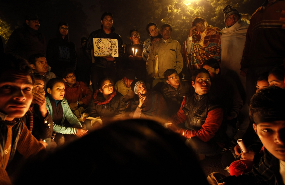 The gang rape attack caused outrage and sparked protests across India