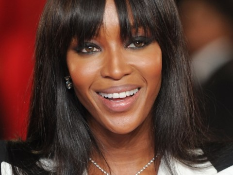Naomi Campbell: You have to be super nice to be a supermodel