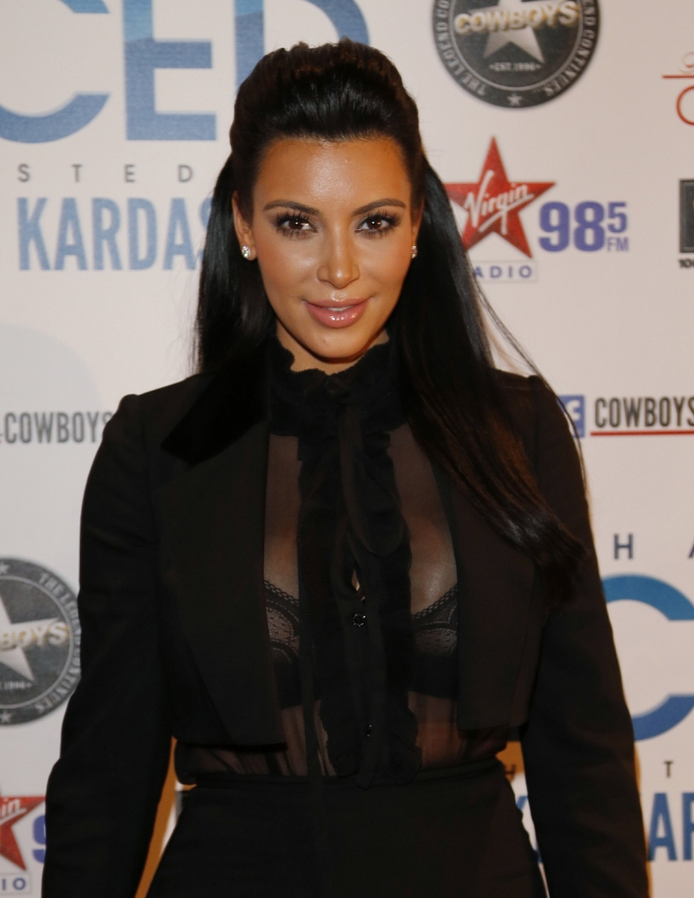 Kim Kardashian has gone from Z-List to A-List (Picture: Reuters)