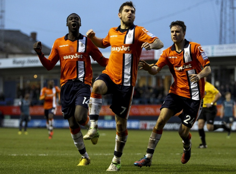 Luton boss Paul Buckle insists promotion remains priority despite Wolves FA Cup shock