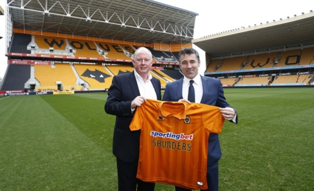 Dean Saunders was announced at Wolves' manager earlier this week (Picture: Reuters/Action Images)