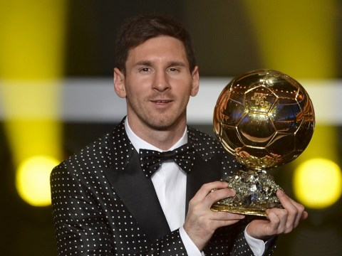 Lionel Messi claims historic fourth Ballon d'Or at Fifa ceremony in Zurich