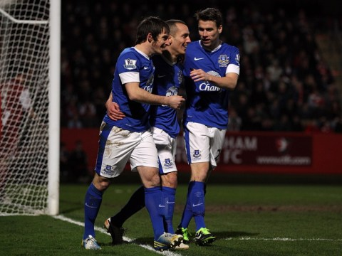 Everton ease past Cheltenham with five-star FA Cup showing