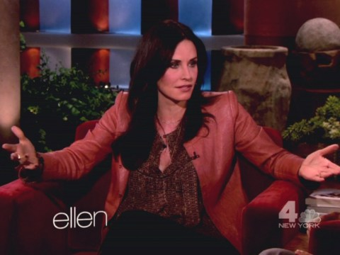 Courteney Cox: I've had my hands lasered to look younger