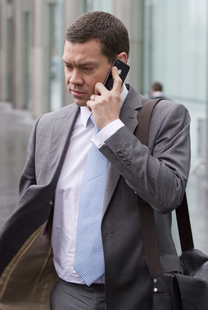Investment director rigged shower with iPhone to film naked women