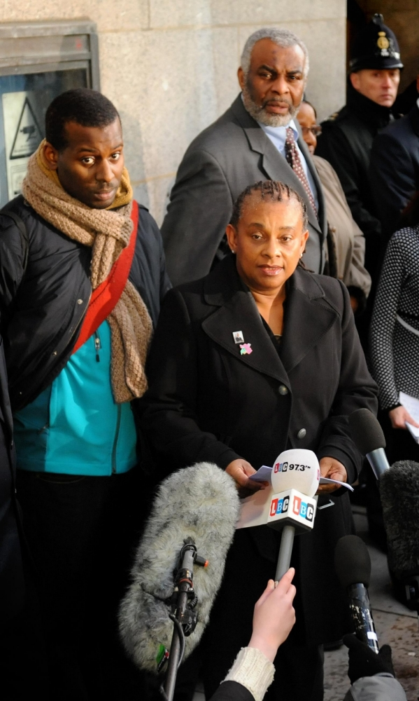 Stephen Lawrence's brother launches legal battle against Metropolitan police