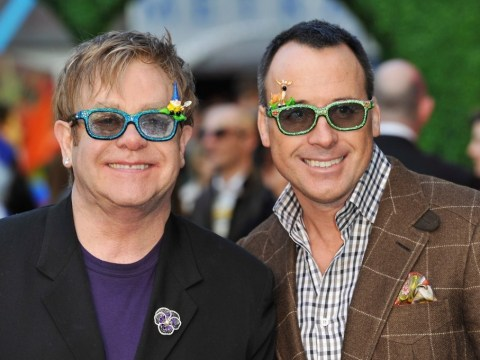 Sir Elton John and David Furnish new faces of Pride in London 2013