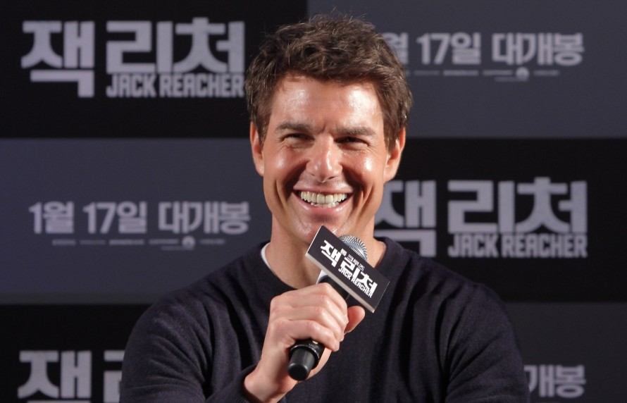 Tom Cruise tipped to join Guy Ritchie's Man From U.N.C.L.E reboot