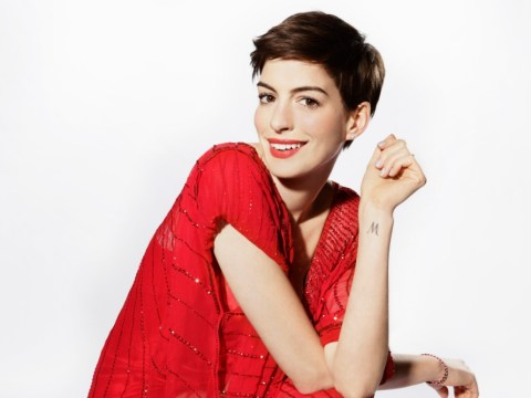 Anne Hathaway: I thought I'd collapse filming Les Misérables I was so thin