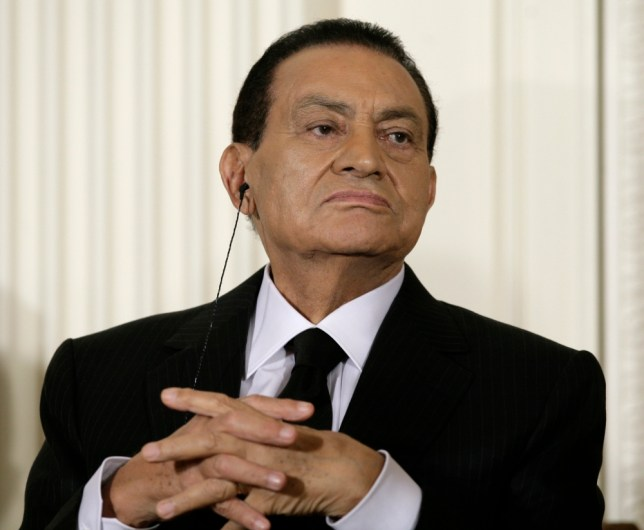 Confusion over release of ex-Egyptian president Hosni Mubarak after court rules he should be freed