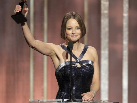 Jodie Foster on coming out at Golden Globes: I had to say what was in my heart