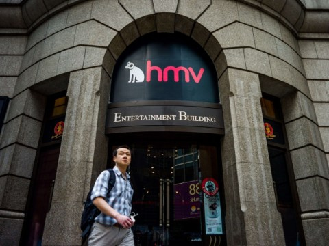 HMV administrators sell Asia stores