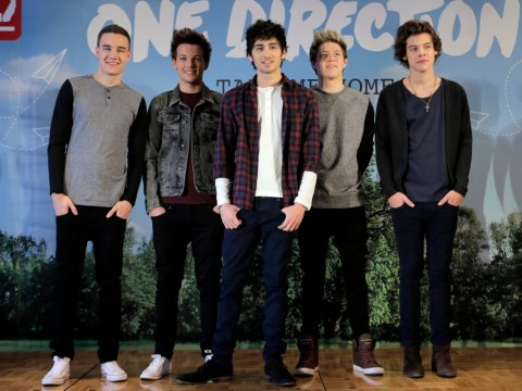 One Direction blast big business over world hunger