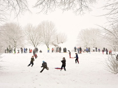 Gallery: Winter snow across the UK 18th January 2013